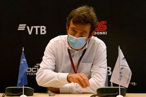 Bruno Famin, FIA Director of Operations during an interview