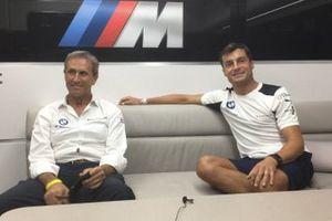 Roberto Ravaglia e Bruno Spengler, BMW Motorsport