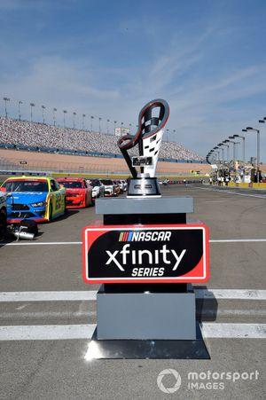 Trofeo del Campeonato Xfinty Las Vegas Motorspeedway