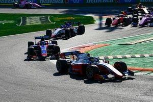 Robert Shwartzman, Prema Racing and Marino Sato, Trident