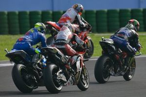 Joan Mir, Team Suzuki MotoGP, Takaaki Nakagami, Team LCR Honda