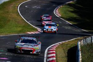 #50 Twin Busch by équipe vitesse Audi R8 LMS GT3: Michael Heimrich, Arno Klasen