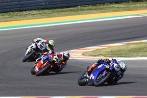 Kohta Nozane, GRT Yamaha WorldSBK Team, Alvaro Bautista, Team HRC, Leonardo Mercado