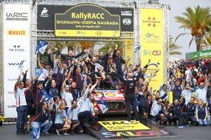 Thierry Neuville, Martijn Wydaeghe, Hyundai Motorsport