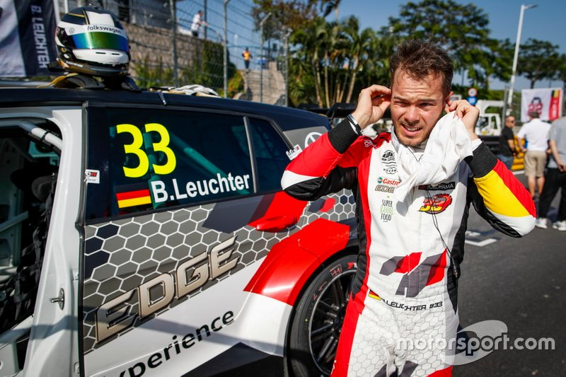 Benjamin Leuchter, SLR Volkswagen Volkswagen Golf GTI TCR