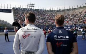 Robin Frijns, Virgin Racing, Sam Bird, Virgin Racing