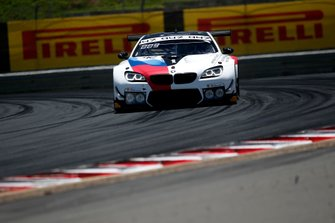 #42 BMW Team Schnitzer BMW M6 GT3: Augusto Farfus, Martin Tomczyk, Sheldon van der Linde