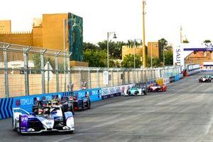 Maximilian Gunther, BMW I Andretti Motorsports, BMW iFE.20 Jean-Eric Vergne, DS Techeetah, DS E-Tense FE20, Robin Frijns, Virgin Racing, Audi e-tron FE06