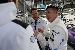 Kamui Kobayashi, BMW Team RBM
