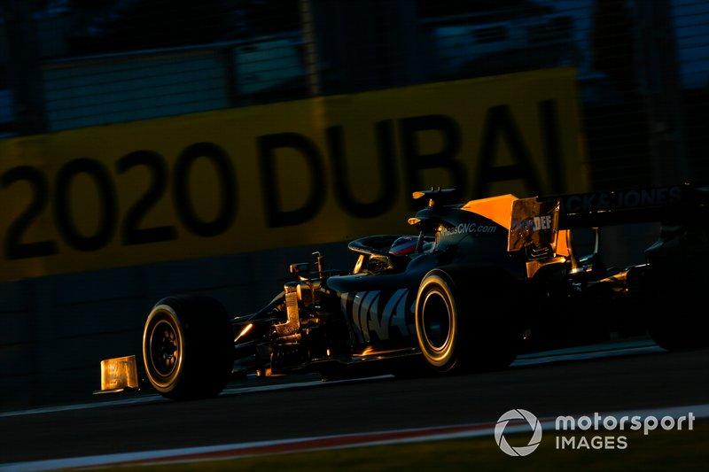 Romain Grosjean, Haas F1 Team: 6 puan