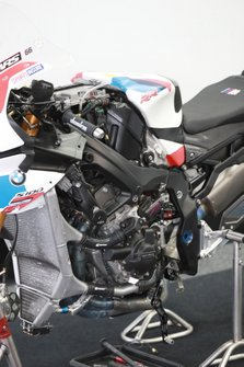 Motor van Tom Sykes, BMW Motorrad WorldSBK Team