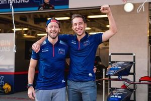 Sam Bird, Virgin Racing, Robin Frijns, Virgin Racing