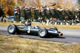 Graham Hill, BRM P261, al GP degli Stati Uniti del 1964