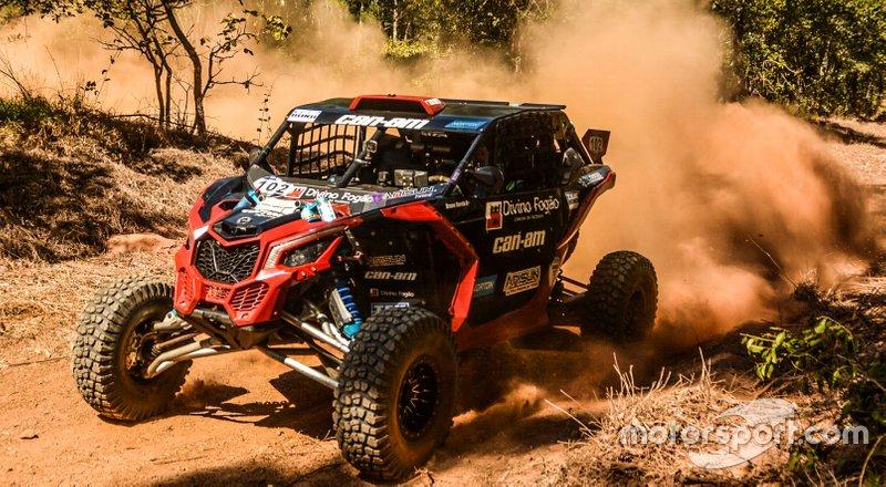 Bruno Varela: quinto título consecutivo da família no Brasileiro de Rally Baja
