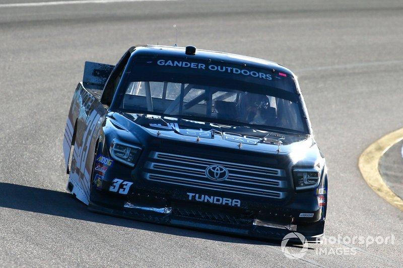 Carson Ware, Reaume Brothers Racing, Chevrolet Silverado