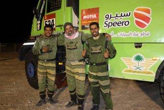 Ibrahm Almhuna, Osama Alsanad, Raed Abo Theeb