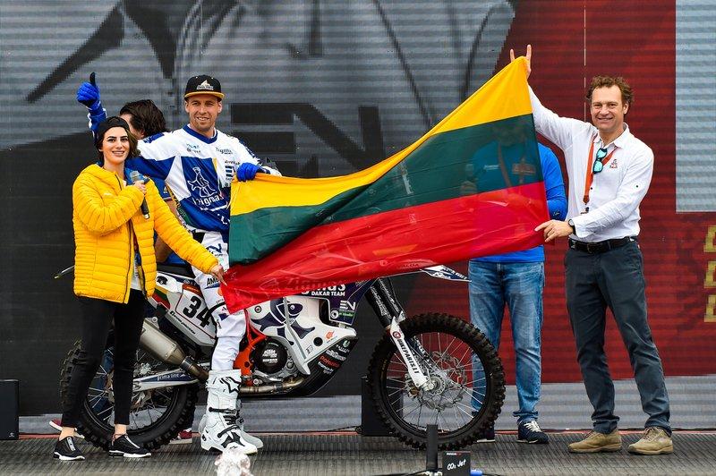 #34 KTM: Arunas Gelazninkas