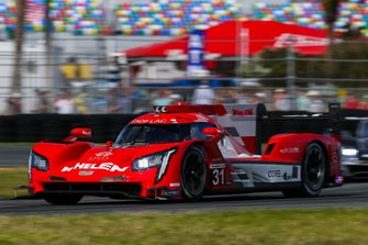 #31 Whelen Engineering Racing Cadillac DPi, DPi: Filipe Albuquerque, Pipo Derani, Mike Conway