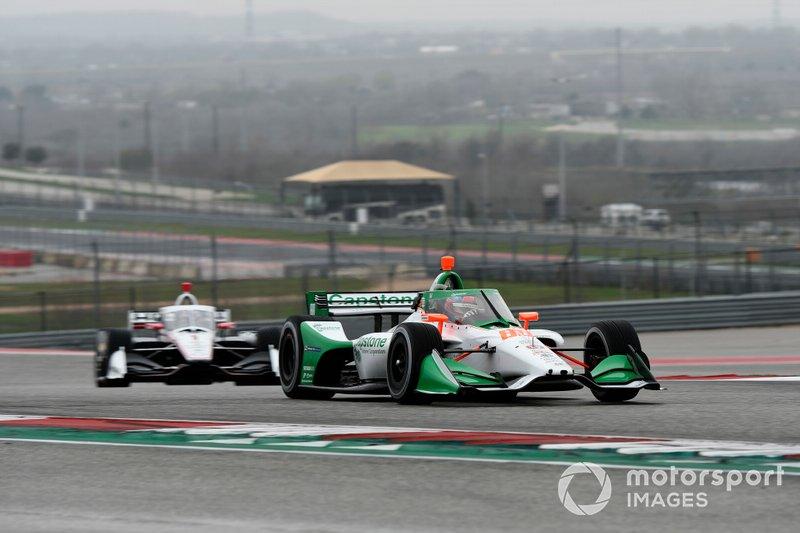 Колтон Херта, Andretti Harding Steinbrenner Autosport Honda