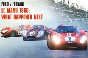 Ford vs Ferrari Le Mans '66