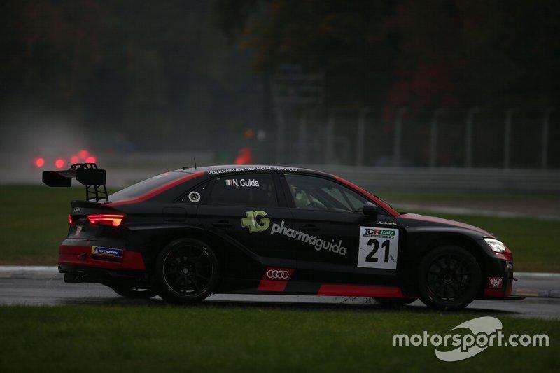 Nicola Guida, Scuderia del Girasole by Audi Sport, Audi RS 3 LMS TCR DSG