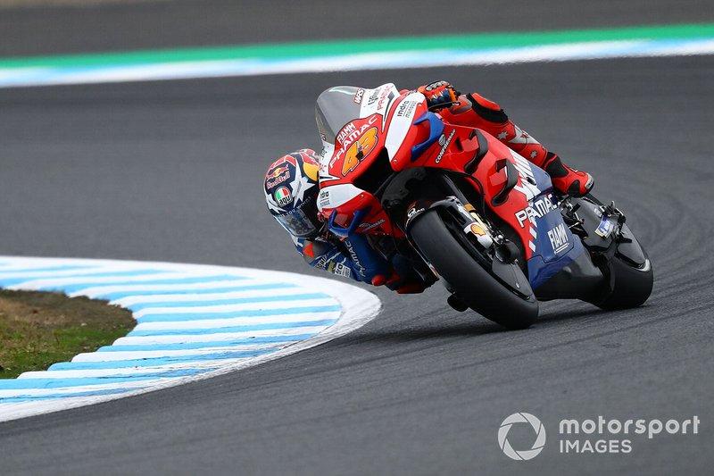 6-е место: Джек Миллер, Pramac Racing (Ducati) – 1:46,337