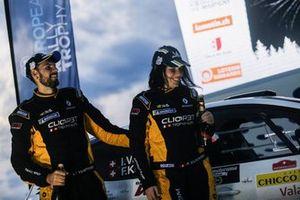 Ismael Vuistiner, Forine Kummer, Renault Clio R3, Vuistin Team