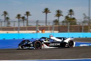 Joel Eriksson, Rookie Test Driver for GEOX Dragon, Penske EV-4