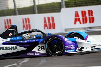 Lucas Auer, Rookie Test Driver per BMW I Andretti Motorsports, BMW iFE.20