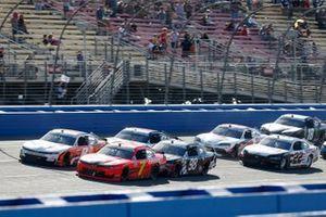Justin Allgaier, JR Motorsports, Chevrolet Camaro BRANDT Daniel Hemric, JR Motorsports, Chevrolet Camaro Poppy Bank