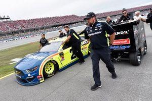 Paul Menard, Wood Brothers Racing, Ford Mustang Menards / Tarkett