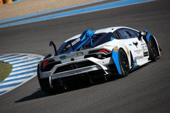 #136 Huracan Super Trofeo Evo, Change Racing: Matt Dicken