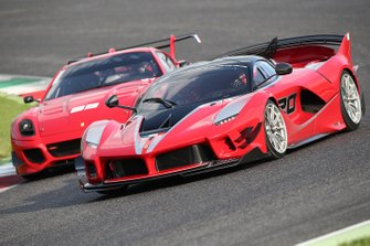 Ferrari XX Programmes on track