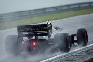 Elio de Angelis, Lotus 97T Renault, al GP d'Olanda del 1985