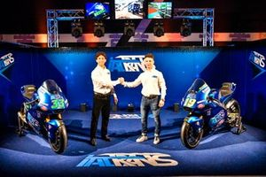 Enea Bastianini and Lorenzo Dalla Porta, Italtrans Racing Team