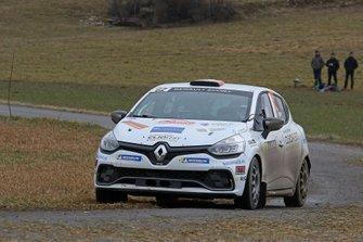 Ismael Vuistiner, Florine Kummer, Renault Clio R3