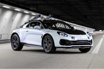 Alpine A110 SportX Concept