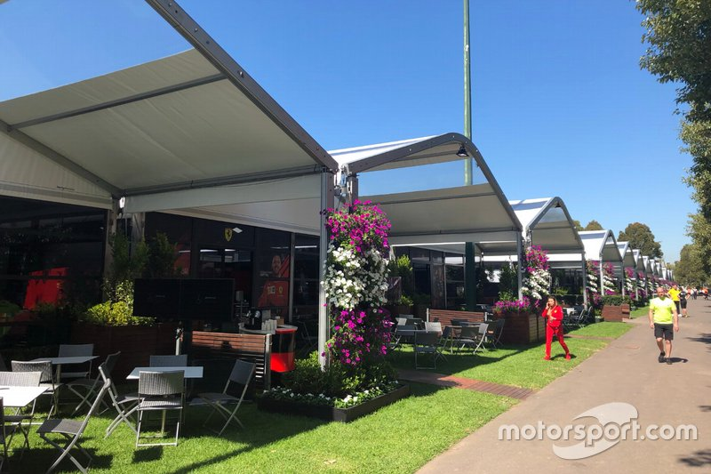 Paddock a Melbourne