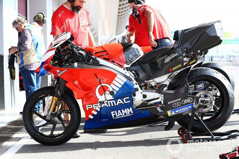 Moto de Pramac Racing