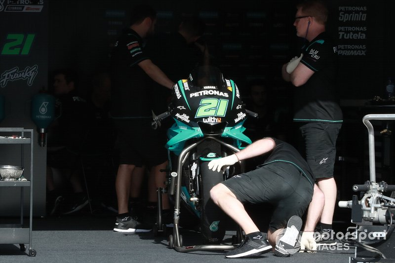 Franco Morbidelli, Petronas Yamaha SRT team
