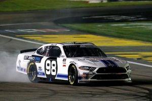Race Winner: Chase Briscoe, Stewart-Haas Racing, Ford Mustang