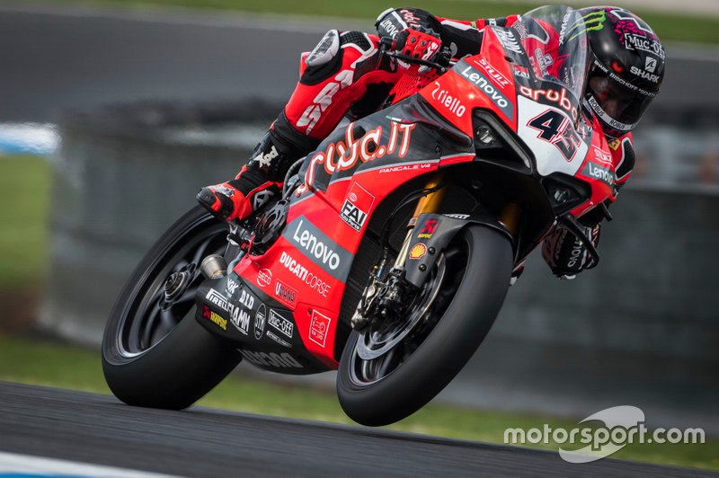 #45 Scott Redding, Aruba.it Racing Ducati