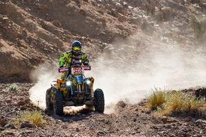 #260 VERZA Rally Team Yamaha: Carlos Alejandro Verza
