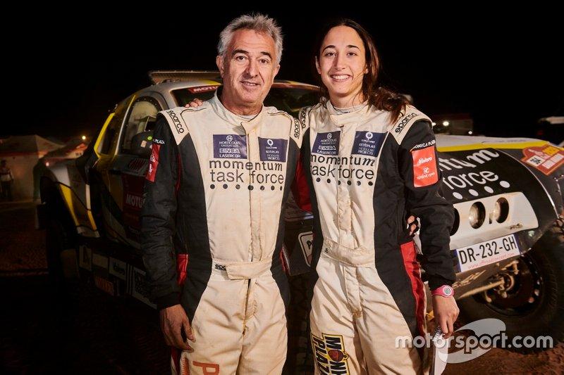 #364 Sodicars Racing: Manuel Plaza Perez, Monica Plaza