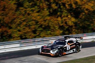 #6 BLACK FALCON Team AutoArena Motorsport Mercedes-AMG GT3: Patrick Assenheimer, Maro Engel