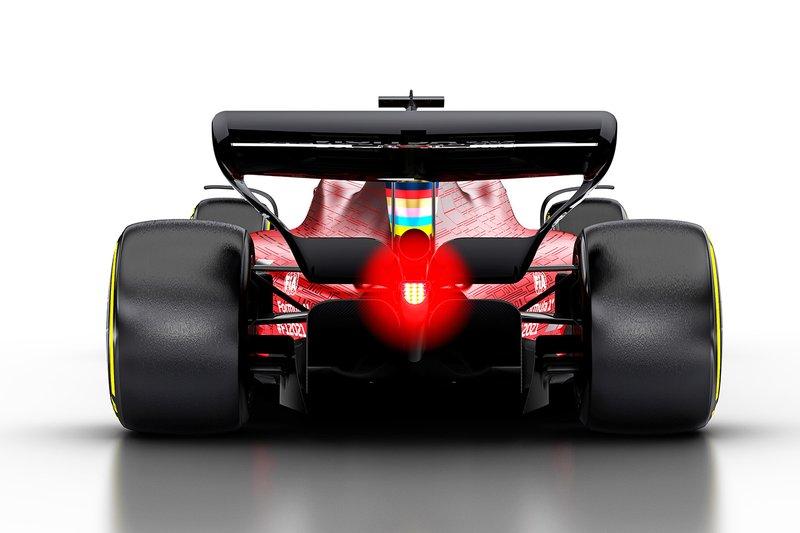 Coche F1 2021