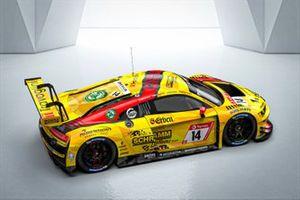 Michele Beretta, Phoenix Racing, Audi R8 LMS