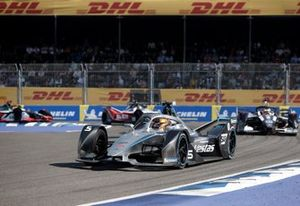 Stoffel Vandoorne, Mercedes Benz EQ, EQ Silver Arrow 01 Nico Müller, Dragon Racing, Penske EV-4