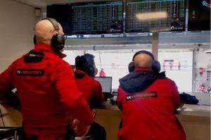 Piloti nei test al Paul Ricard