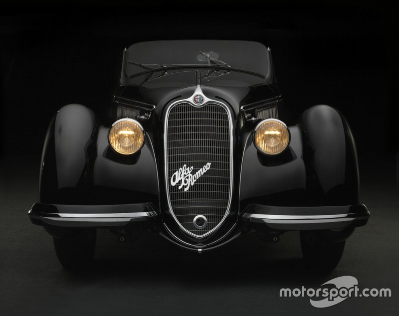 1939 Alfa Romeo 2900 8C Lungo Spider